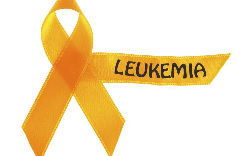 Leukemia Awareness Ribbon