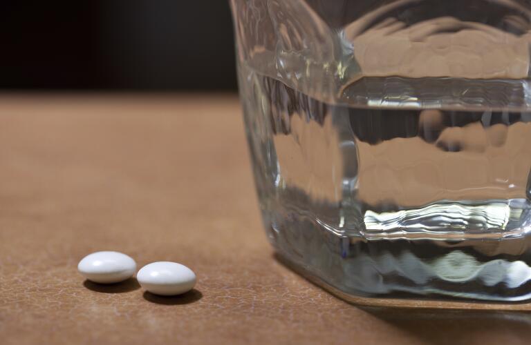 Pain Killer Pills or Tablets