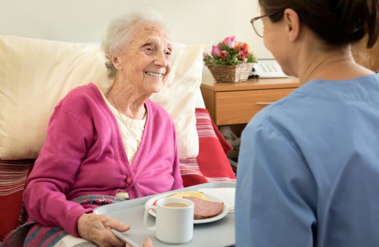 In-home nurse