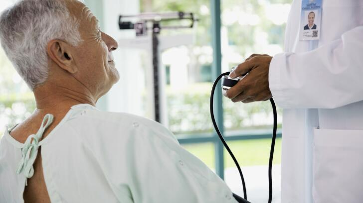 10 Complications of High Blood Pressure