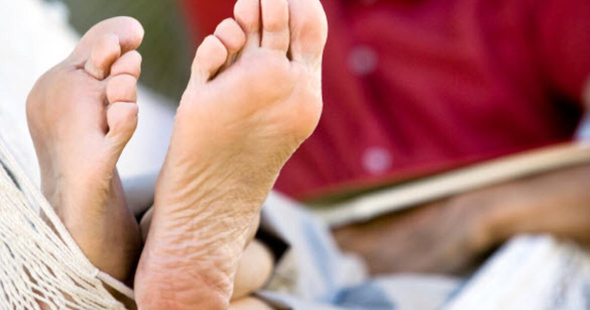 What Rheumatoid Arthritis Does To The Feet And Ankles