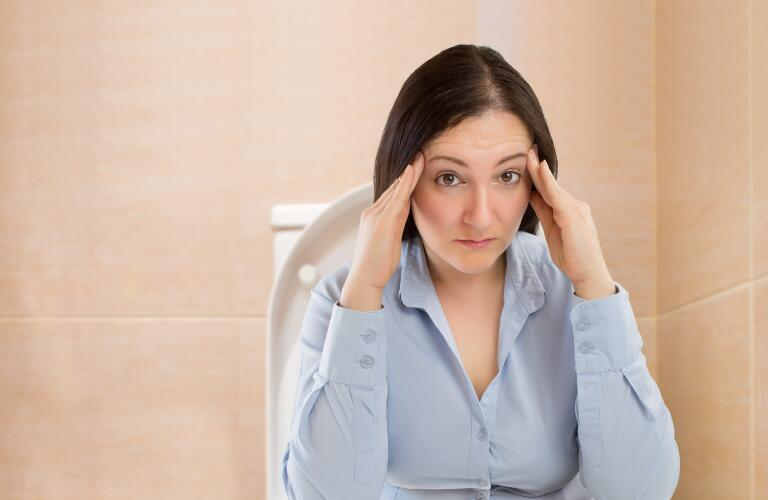 constipated-woman-on-toilet