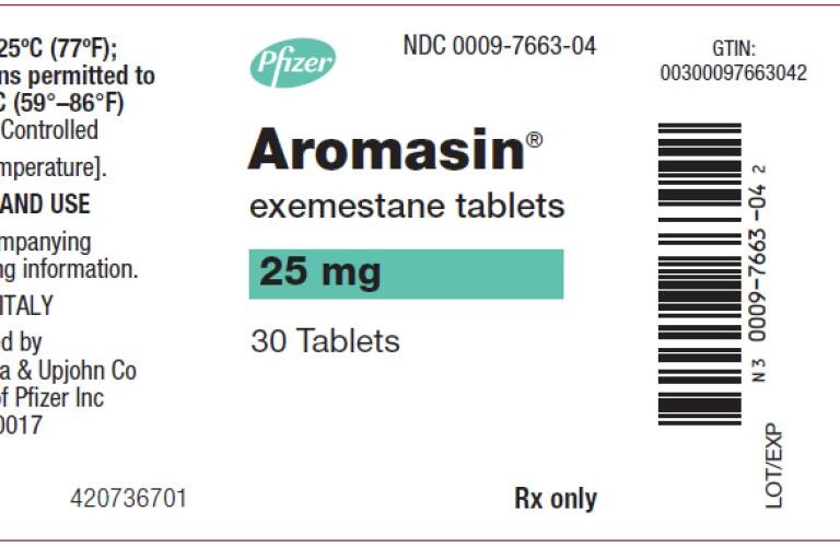 Aromasin 25 mg insulin