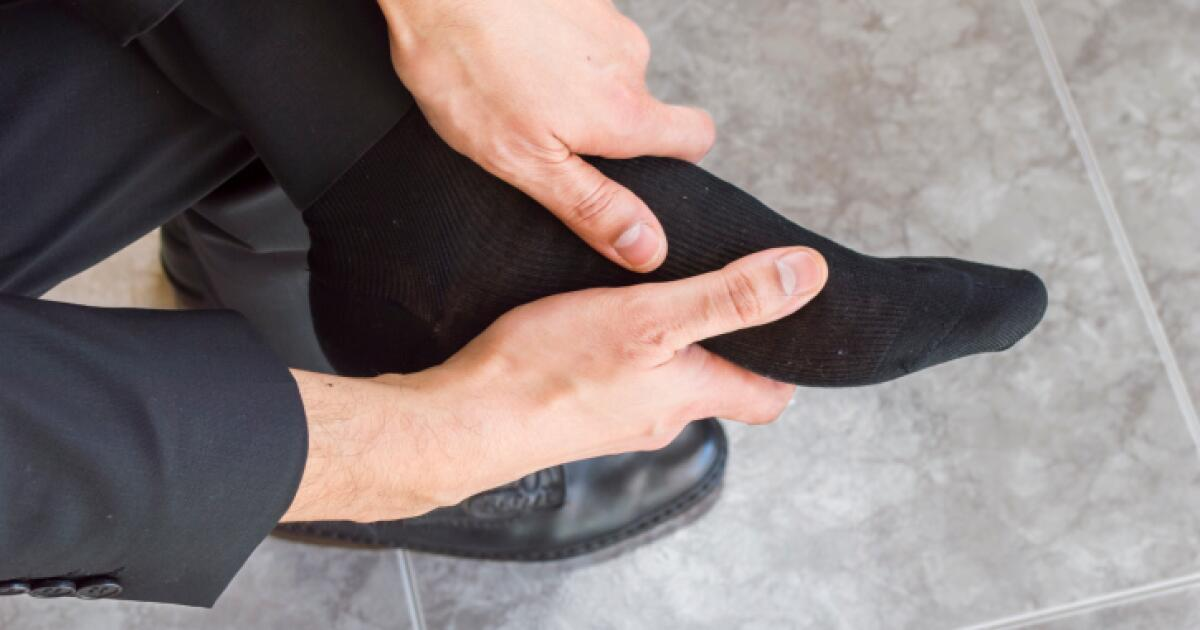 Aids for Preventing and Relieving Foot Pain