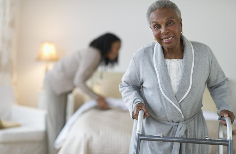 senior-woman-using-walker