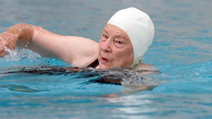 Dive into Swimming