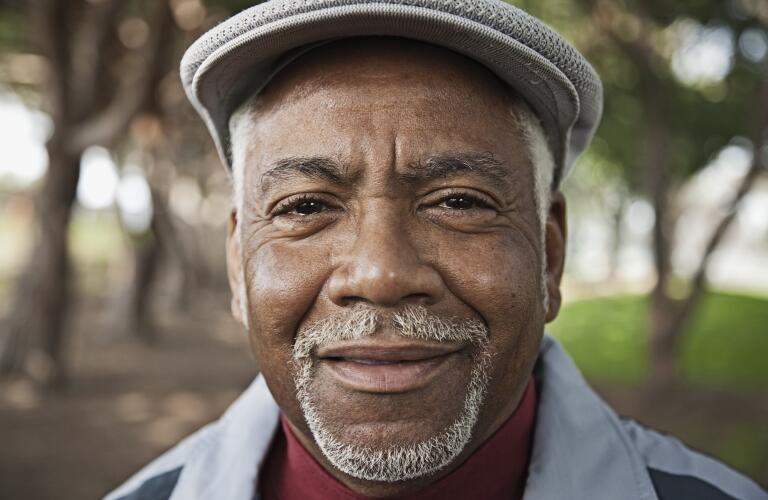 older African American male