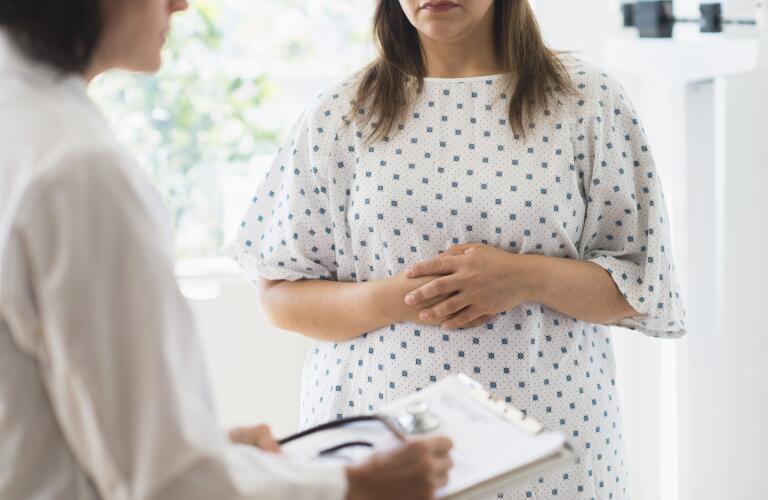abdominal-weight-female-patient