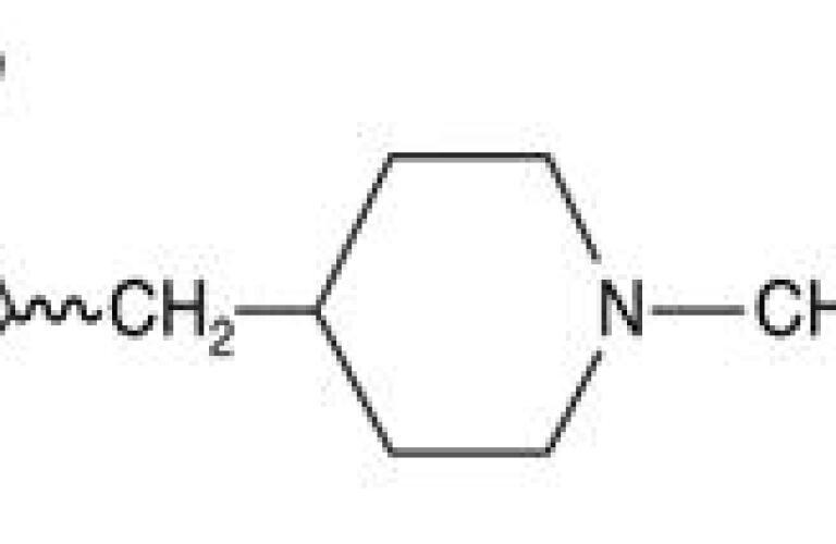 Donepezil Hydrochloride 5 mg Pharmacological Profile