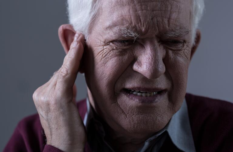senior-man-with-tinnitus