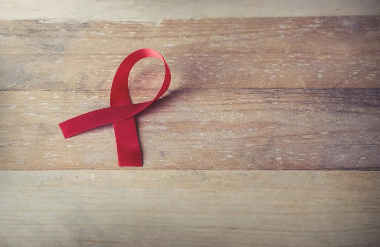 AIDS around the world