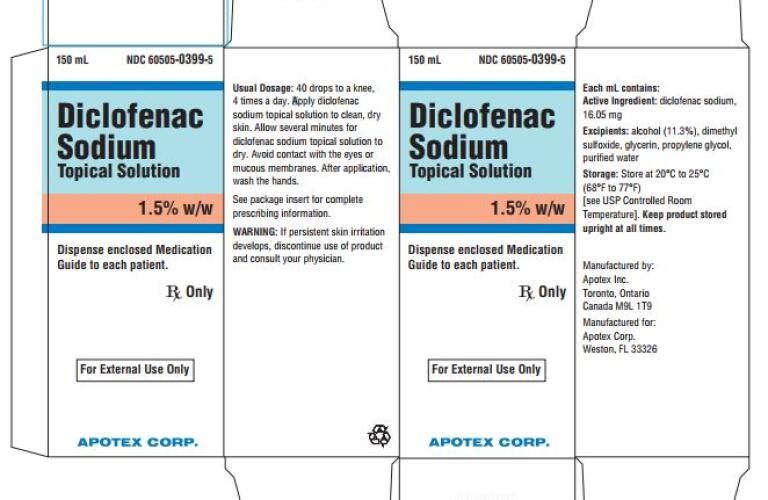 Diclofenac Sodium Healthgrades Kit