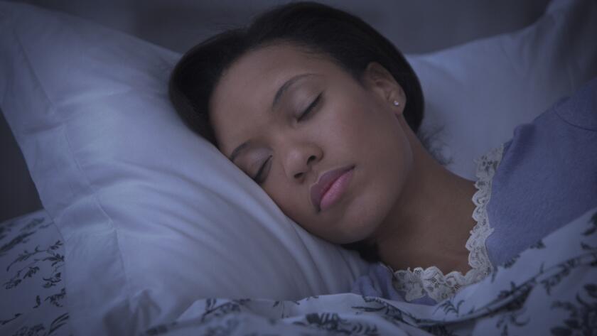 woman-getting-restful-sleep