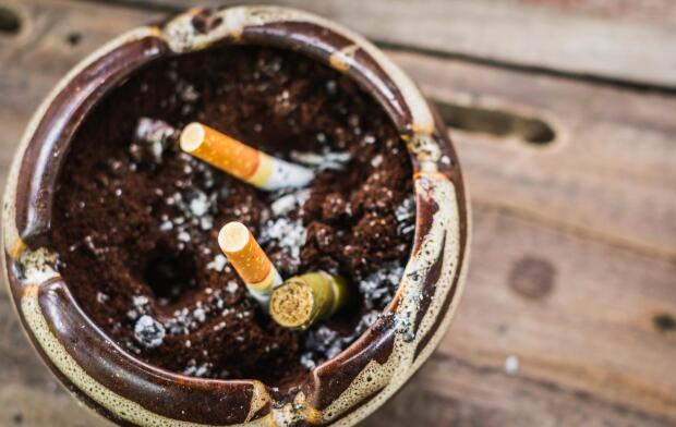 cigarette-stubs-in-ashtray