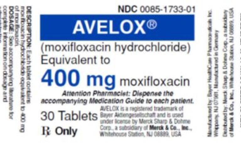 Avelox gst information