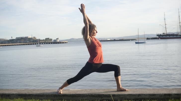 7 Yoga Poses For Ra