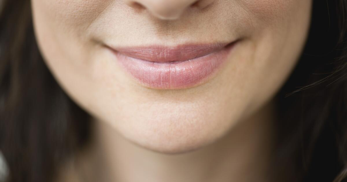 Bumps on lips little clusters of