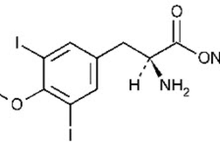 Euthyrox (T4) 25 mcg battery