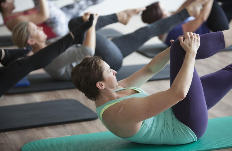 Exercising During Cancer Treatment: Four Types to Consider