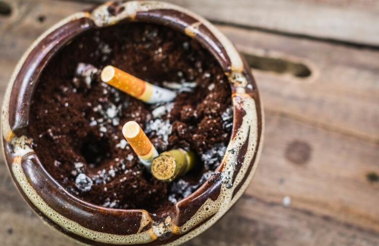 cigarette-stubs-in-ashtray