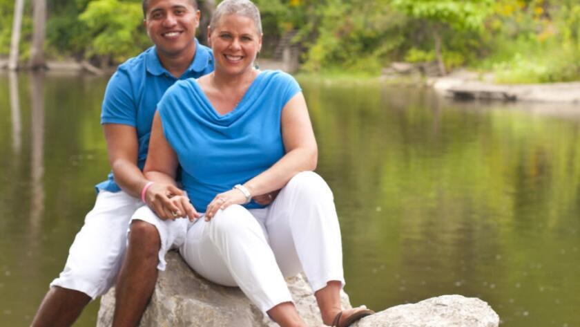 Cancer patient Jen Lopez