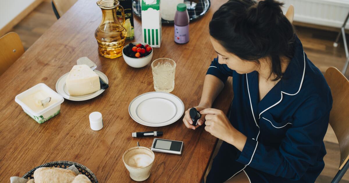 Kann man trotz Magersucht Diabetes bekommen?