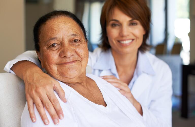 long-term-care-Hispanic-woman
