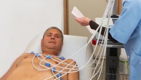 EKG (Electrocardiogram, ECG)