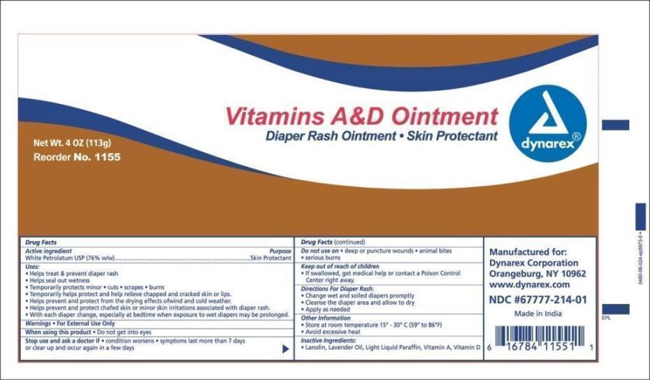 VITAMIN A D (petrolatum ointment)   Pictures, Images, Labels