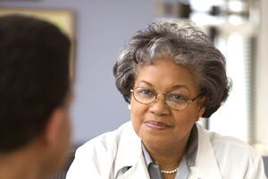 doctor, patient, consultation, talking,