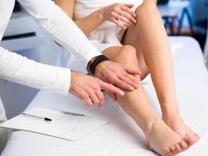 Leg Lump - Symptoms, Causes, Treatments   Healthgrades com