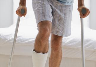 7 Tips for Recovering from a Broken or Dislocated Ankle