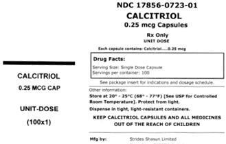 Calcitriol Calcitriol 025 Mcg Capsule Side Effects Interactions