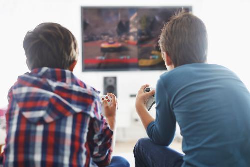 Surprising Brain Benefits of Video Games