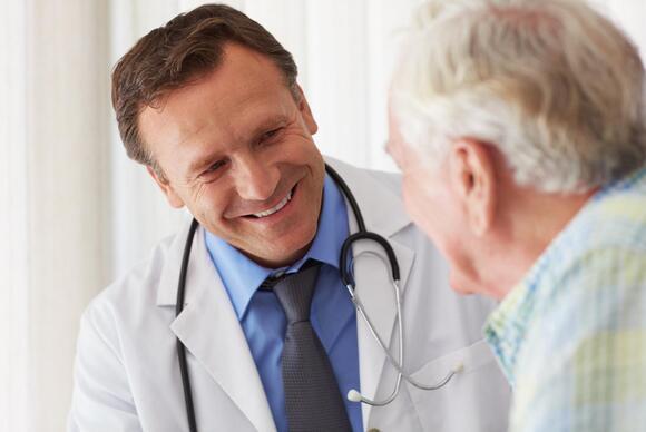 doctor, patient