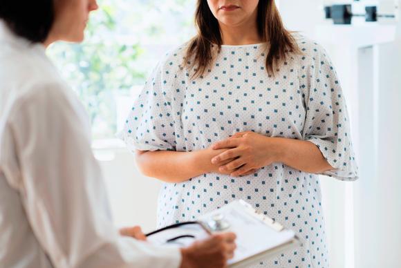 female patient