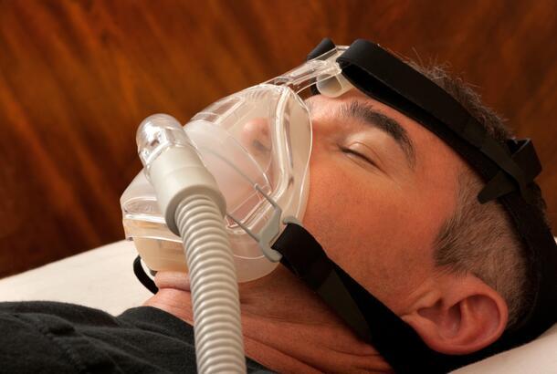 Sleep apnea cpap