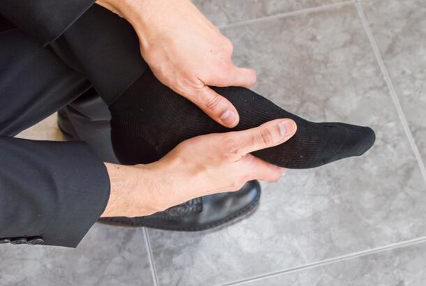 【簡単ですぐに使える!】日ごろ酷使している足に足指広げケア