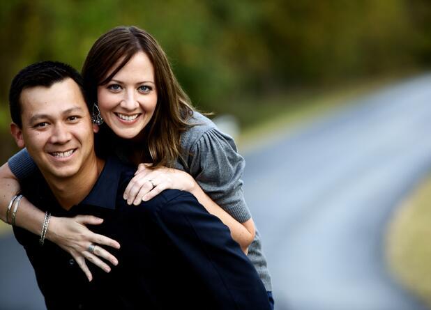 couple, mixed race