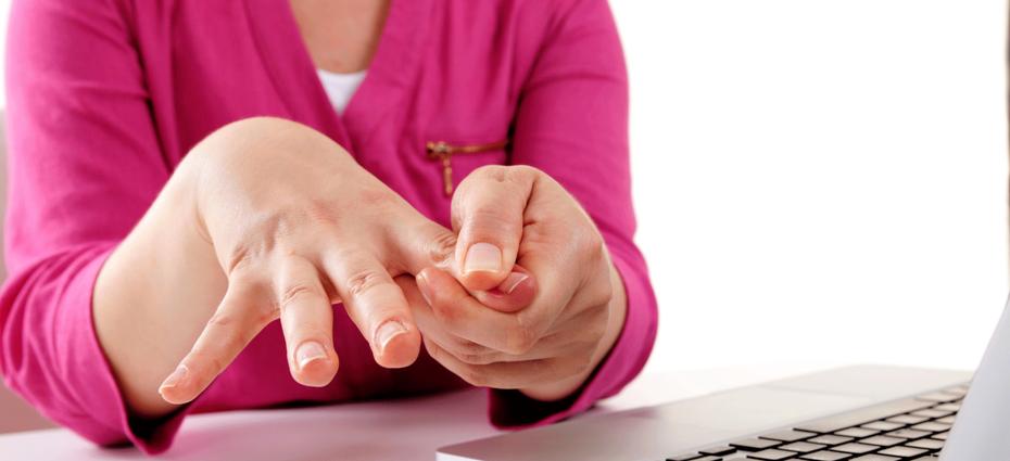 Tingling Fingers - Persistent Tingling Fingers - Symptoms